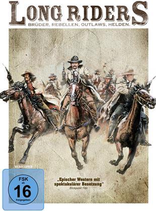 Long Riders - Brüder, Rebellen, Outlaws, Helden (1980)