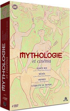 Mythologie et cinéma - Oedipe Roi / Médée / Orphée (Collection :Coffrets thématiques SNC, 4 DVDs)