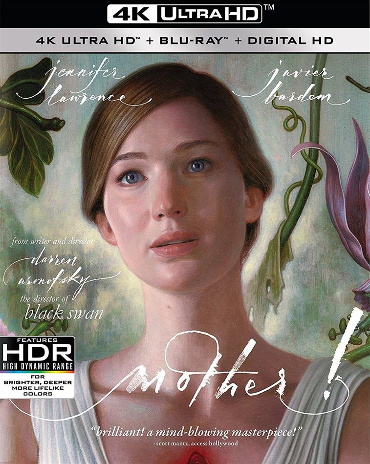 Mother! (2017) (4K Ultra HD + Blu-ray)
