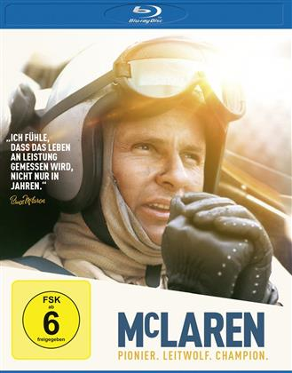McLaren - Pionier. Leitwolf. Champion (2016)