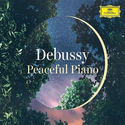 Claude Debussy (1862-1918), Pierre-Laurent Aimard, Arturo Benedetti Michelangeli & Cho - Peaceful Piano (2 CDs)