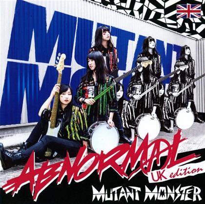 Mutant Monster (J-Rock) - Abnormal (Extended Edition)