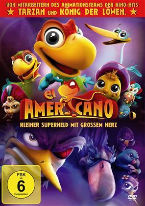 El Americano - Kleiner Superheld mit grossem Herz (2016)