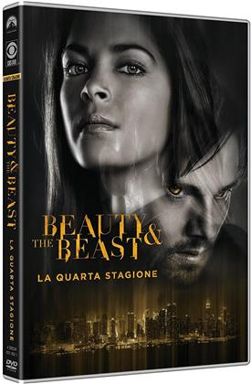Beauty & the Beast - Stagione 4 (2012) (4 DVDs)
