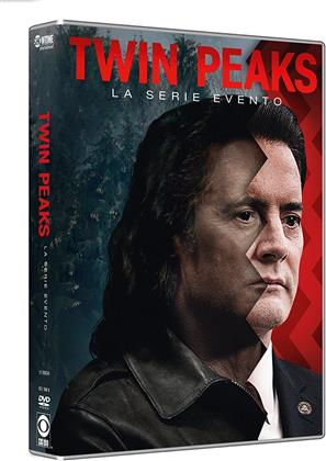 Twin Peaks - Stagione 3 - La Serie Evento (10 DVD)