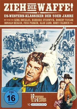 Zieh die Waffe! - US-Western-Klassiker der 50er Jahre (10 DVDs)