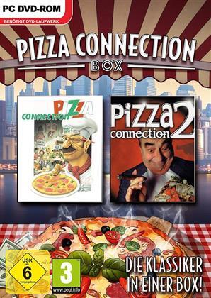 Pizza Connection Box - Pizza Connection & Pizza Connection 2