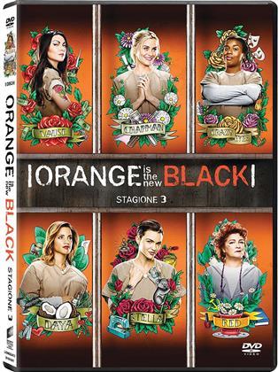 Orange is the new Black - Stagione 3 (5 DVD)