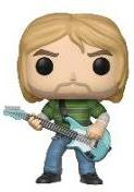 Nirvana: Kurt Cobain (Teen Spirit) POP! 65 - Vinyl Figur