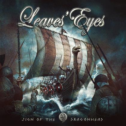 Leaves' Eyes - Sign Of The Dragonhead (Digibook, Edizione Limitata, 2 CD)