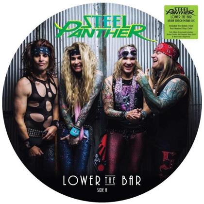Steel Panther - Lower The Bar (Picture Disc, LP)