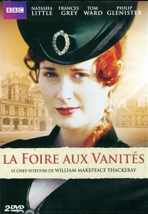 La foire aux vanités (1998) (BBC, 2 DVDs)