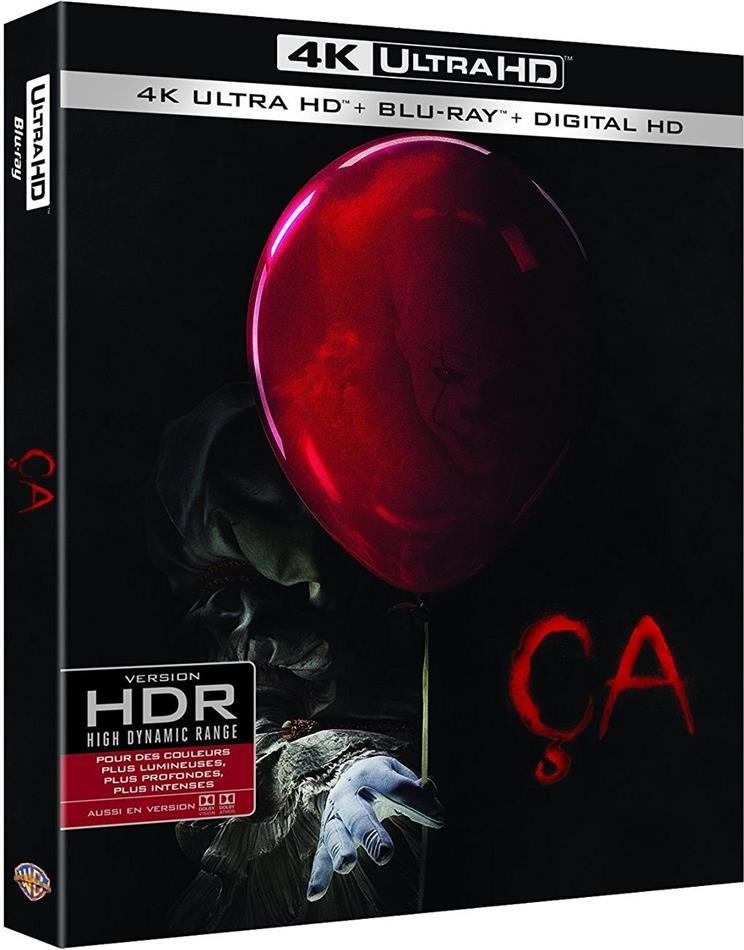Ça - Chapitre 1 (2017) (4K Ultra HD + Blu-ray)