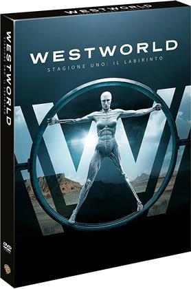 Westworld - Stagione 1 - The Maze (3 DVD)