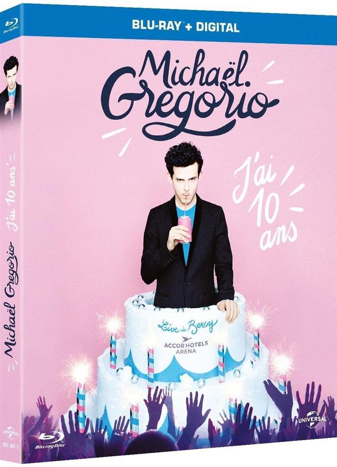 Michaël Gregorio - J'ai 10 ans