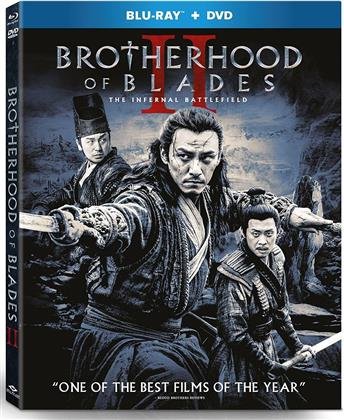 Brotherhood Of Blades 2 - The Infernal Battlefield (2014) (Blu-ray + DVD)