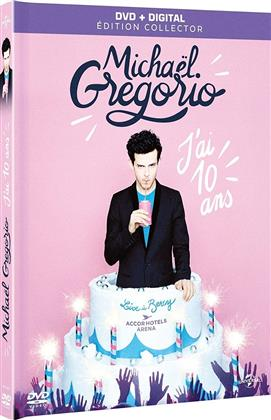 Michaël Gregorio - J'ai 10 ans (Edition Collector, Digibook)