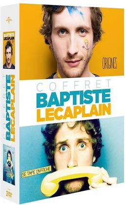 Baptiste Lecaplain - Origines / Se tape l'affiche (2 DVDs)