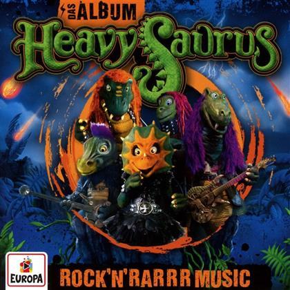 Heavysaurus - Das Album - Rock'n'Rarrr Music