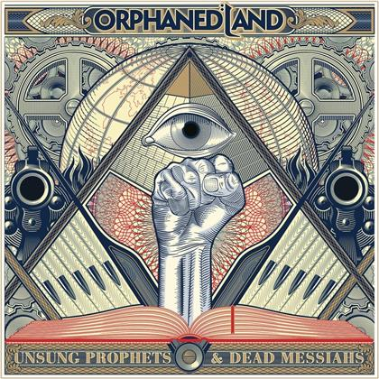Orphaned Land - Unsung Prophets And Dead Messiahs - Gatefold (2 LPs + CD)
