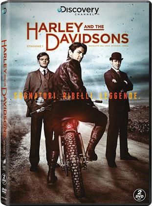 Harley and the Davidsons - Stagione 1 (Discovery Channel, 2 DVD)