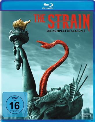The Strain - Staffel 3 (3 Blu-rays)