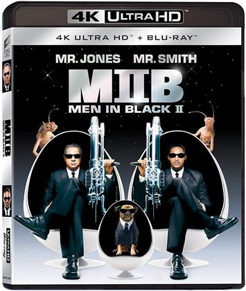 Men in Black 2 (2002) (4K Ultra HD + Blu-ray)