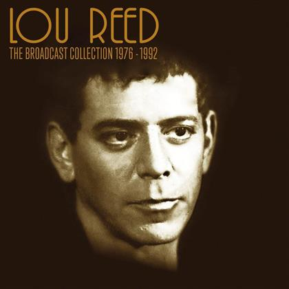 Lou Reed - The Broadcast Collection 1976-1992 (9 CDs)
