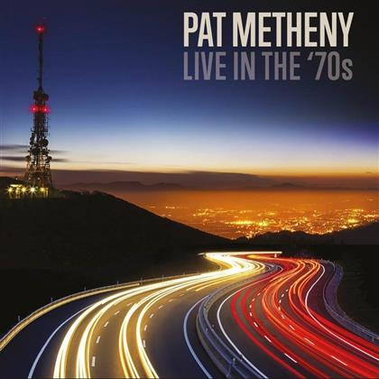 Pat Metheny - Live In The 70s (5 CDs)