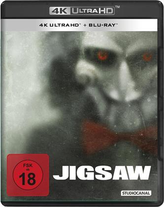 Jigsaw - Saw 8 (2017) (4K Ultra HD + Blu-ray)