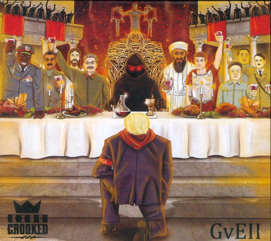 Kxng Crooked - Good Vs Evil Ii: The Red Empire