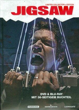 Jigsaw - Saw 8 (2017) (Collector's Edition, Limited Edition, Mediabook, Blu-ray + DVD)
