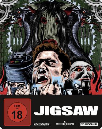 Jigsaw - Saw 8 (2017) (Steelbook)