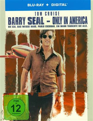 Barry Seal - Only in America (2017) (Steelbook)