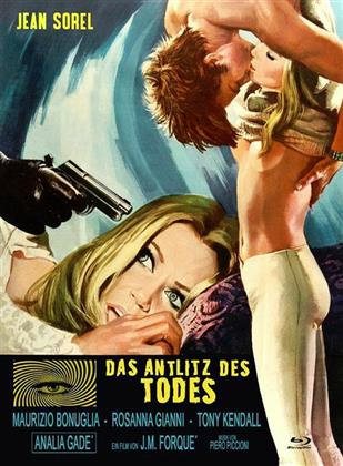 Das Antlitz des Todes (1971) (Cover A, Eurocult Collection, Edizione Limitata, Mediabook, Uncut, Blu-ray + DVD)