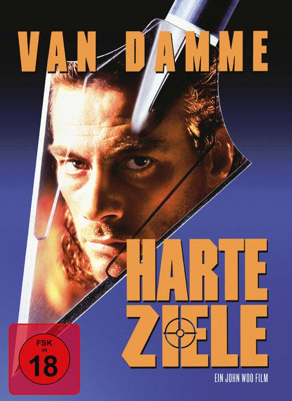 Harte Ziele (1993) (Digibook, Kinoversion, Limited Edition, Uncut, Unrated)