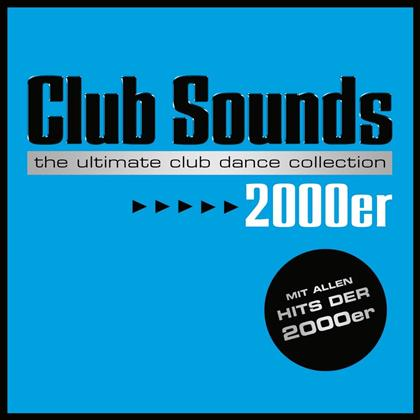 Club Sounds - 2000er (3 CDs)