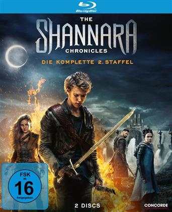 The Shannara Chronicles - Staffel 2 (2 Blu-rays)