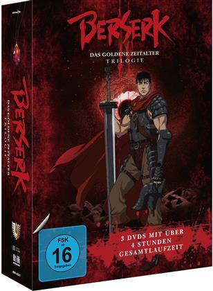 Berserk - Das Goldene Zeitalter - Trilogie (3 DVDs)