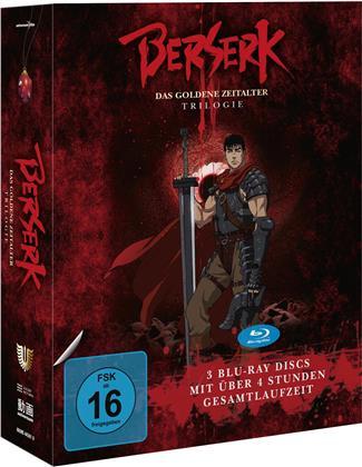 Berserk - Das Goldene Zeitalter - Trilogie (3 Blu-rays)