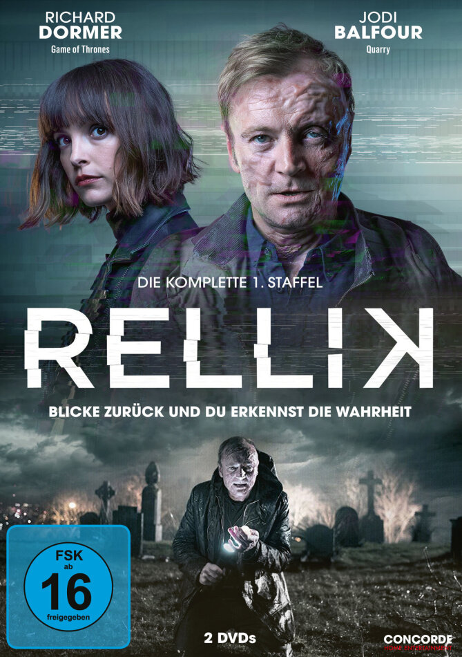 Rellik - Staffel 1 (2 DVDs)