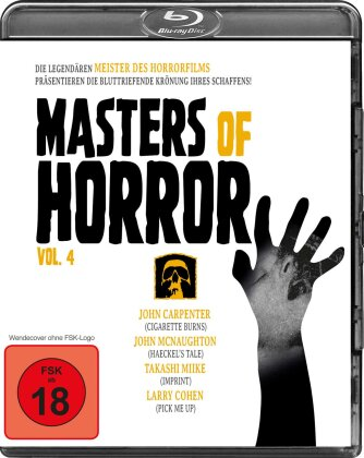 Masters of Horror - Vol. 4
