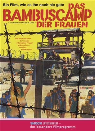 Das Bambuscamp der Frauen (1973) (Cover A, Edizione Limitata, Mediabook, Uncut, Blu-ray + DVD)