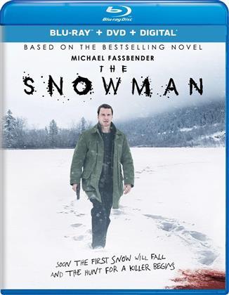 The Snowman (2017) (Blu-ray + DVD)