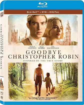 Goodbye Christopher Robin (2017) (Blu-ray + DVD)