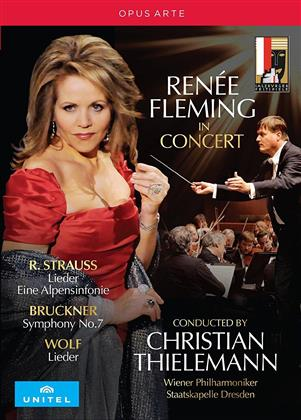 Sächsische Staatskapelle Dresden, Christian Thielemann, … - In Concert (Opus Arte, Unitel Classica, 2 DVDs)
