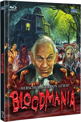 Herschell Gordon Lewis' Bloodmania (Limited Edition, Mediabook, Uncut, Blu-ray + DVD)
