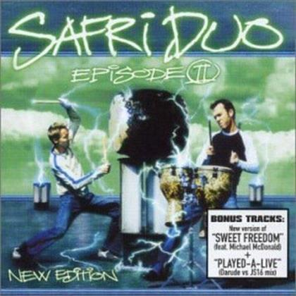 Safri Duo - Episode II - Sweet Freedo