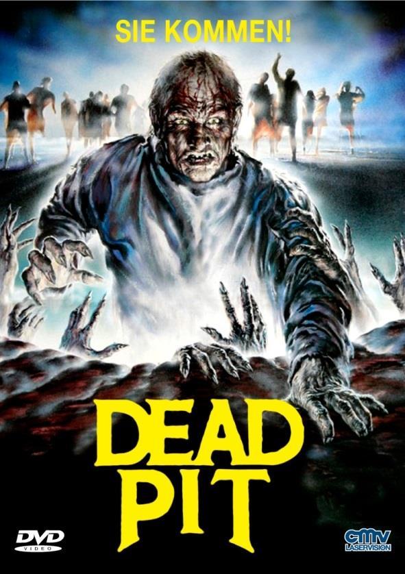 Dead Pit (1989) (Kleine Hartbox, Trash Collection, Cover A, Uncut)