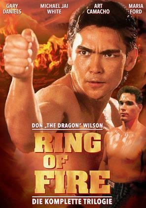 Ring of Fire - Die komplette Trilogie (3 DVDs)